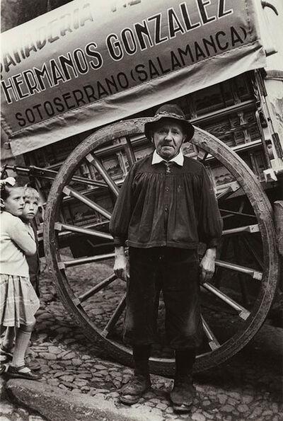 Edouard Boubat, 'Hermanos Gonzalez, Espagne', 1956/1981