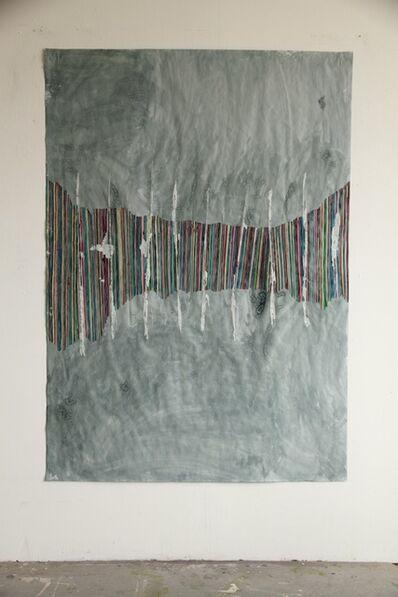 Myriam Holme, 'hierzwischenda', 2015