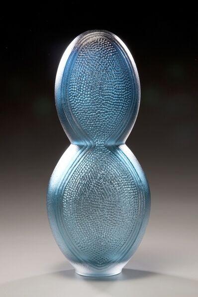 Adam Waimon, 'Steel Blue Echo ', 2019