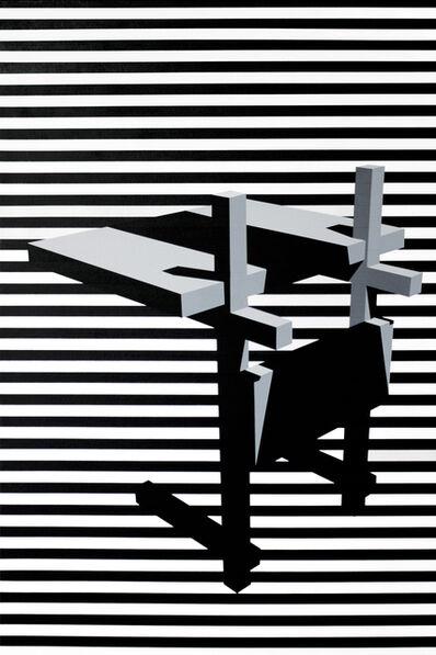 Alberto Lezaca, 'El origen del ruido', 2017