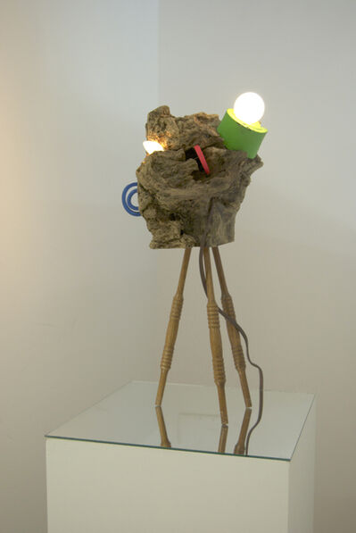 Colby Bird, 'House Lamp', 2014