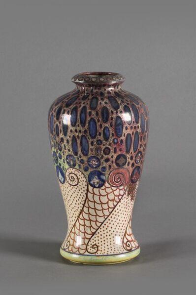 Galileo Chini, 'Fornaci San Lorenzo, Vase', ca. 1914