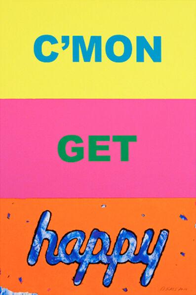 Deborah Kass, 'Deborah Kass,  C'mon Get Happy', 2010