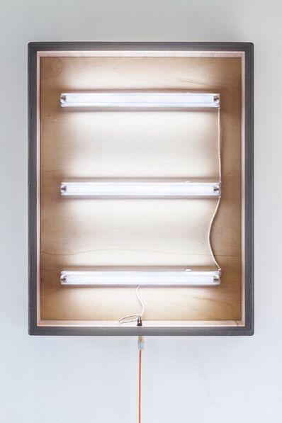 Eason Tsang Ka Wai, 'Internal structure No.1 ', 2016