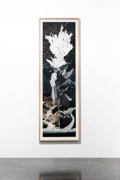 Françoise Vanneraud, 'Una fuerza superior se llevó el paisaje', 2018