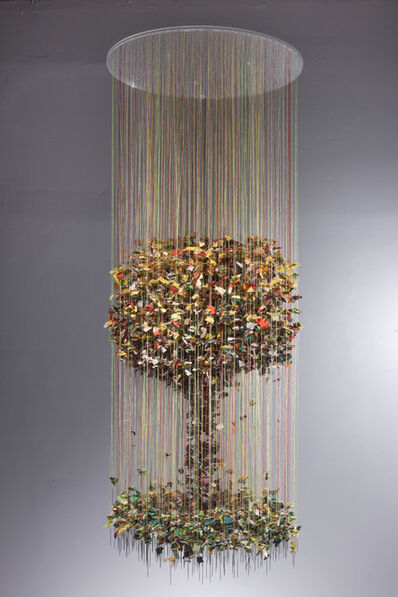Maria Lucia Diaz, 'Autumn Rain', 2013