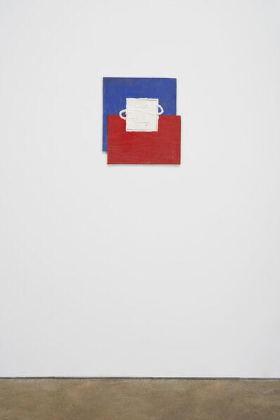 Richard Tuttle, 'Blue/Red (white 1)', 2002