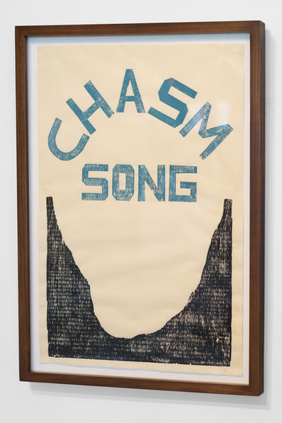 Nathaniel Russell, 'Chasm Song', 2018