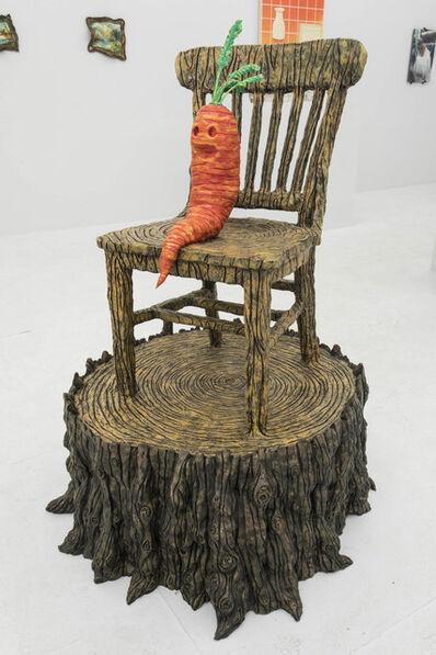 Theo A. Rosenblum, 'King Carrot', 2010