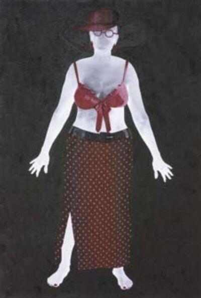 Carol K. Brown, 'Paperdoll 135', 2009