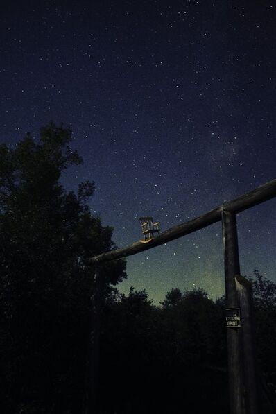 Ryan McGinley, 'Night Sky (Rocking Chair)', 2014