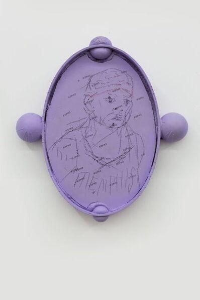 Zhou Yilun 周轶伦, 'Fame (Purple)', 2019