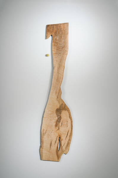 Betty McGeehan, 'Minimal Wood Abstract Sculpture: 'Whimsy'', 2015-18