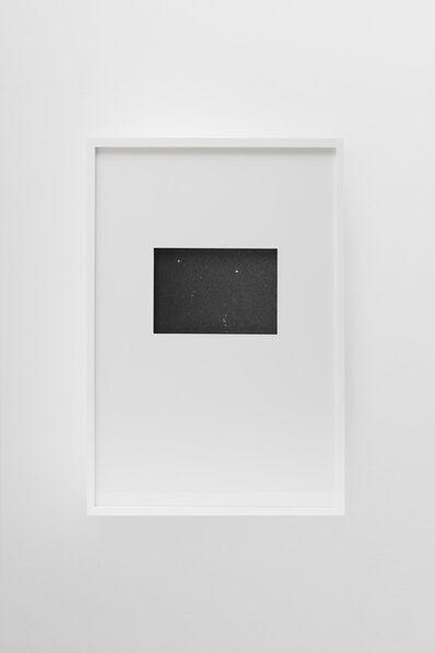 Maria Elisabetta Novello, 'Notturni III', 2018