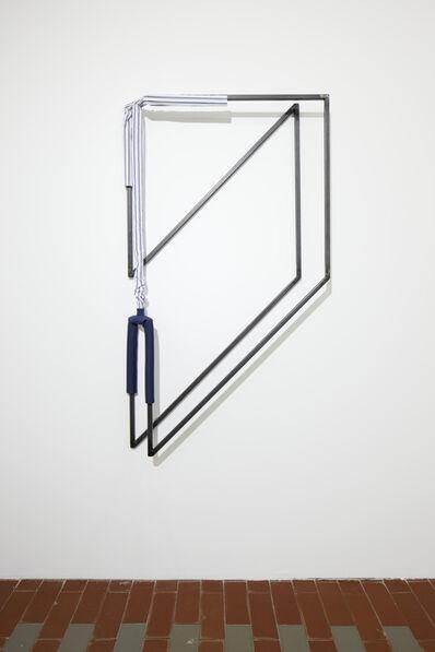Indrikis Gelzis, 'Portrait of Parallelism', 2016