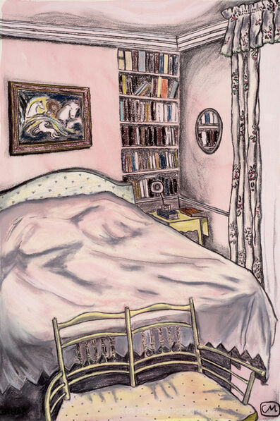 Christabel MacGreevy, 'Bedroom Shrine', 2019