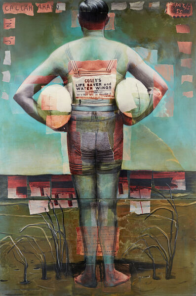 Charlotta Janssen, 'Coxey's Life Saver and Water Wings 1913', 2014