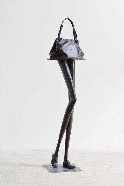 Erwin Wurm, 'Tasche bag G (Taschenskulpturen)', 2019