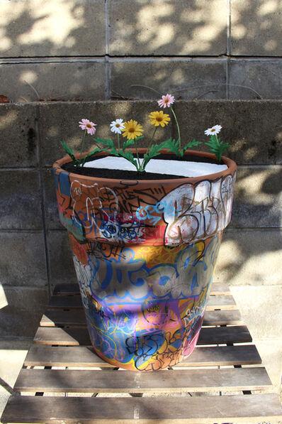 Takuro Tamura, 'Street flower pot#3', 2020