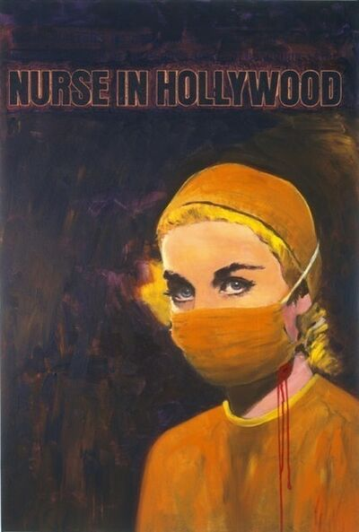 Richard Prince, 'Nurse in Hollywood #5', 2004