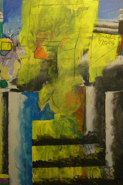 Joe Stefanelli, 'The Yellow One', 2004