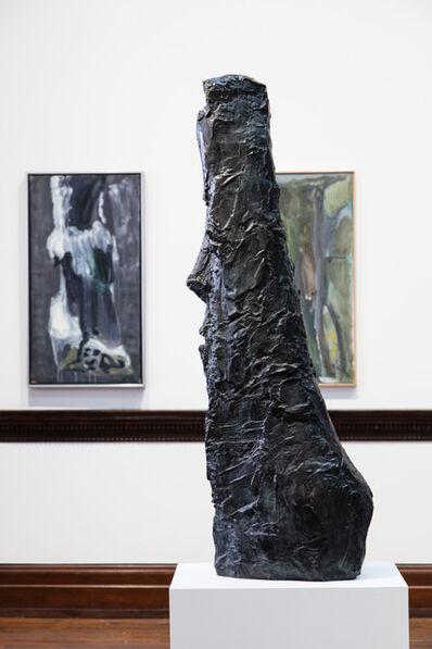 "Per Kirkeby, '""Arm und Kopf IV""', 1983"