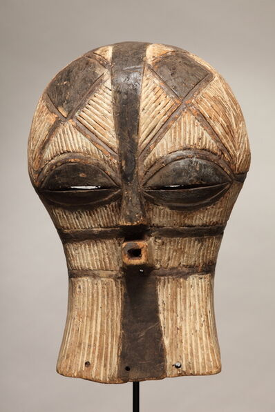 Unknown African, 'Songye Anthropomorphic Mask', Early 20th Century