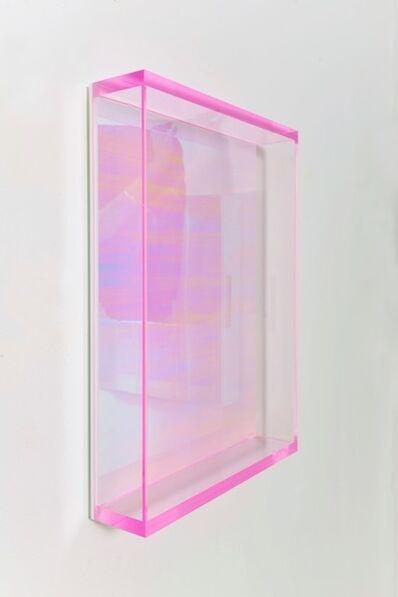 Regine Schumann, 'Colormirror Rainbow Soft Pink Miami', 2019