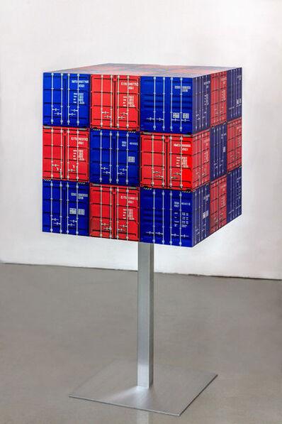 Nicolas Ruel, 'Cube Rotterdam', 2017