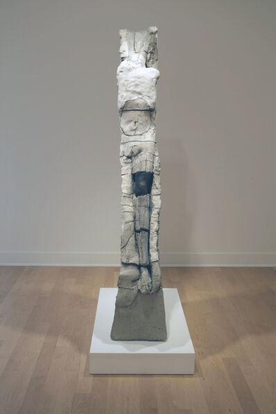 Stephen De Staebler, 'Standing Man with Brown Knee', 1975