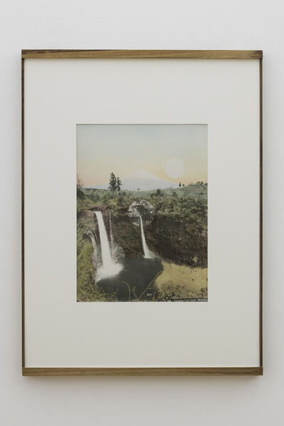Linda Fregni Nagler, 'Fujiyama from Odaki Waterfall', 2018