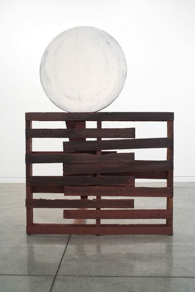 Chris Johanson, 'Restorative Moon Sculpture #1', 2011