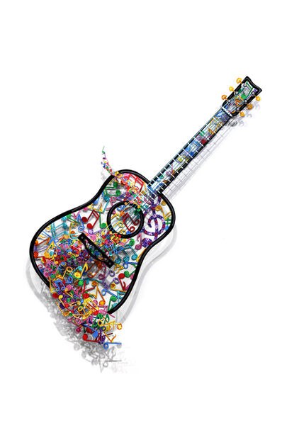 Shay Peled (Tzuki Studio), ' Guitar'