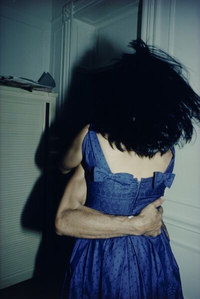 Nan Goldin, 'The Hug, New York City', 1980