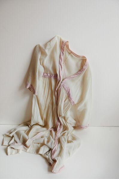 Maude Arsenault, 'Peignoir de soie – Effondrement d'une époque ', 2018