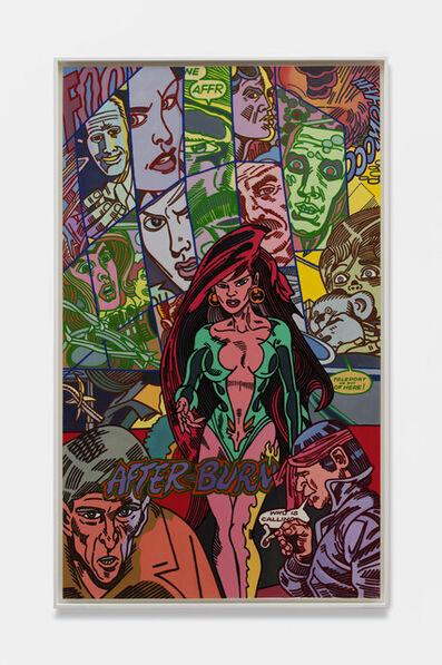 Erró, 'Sans Titre', 1995