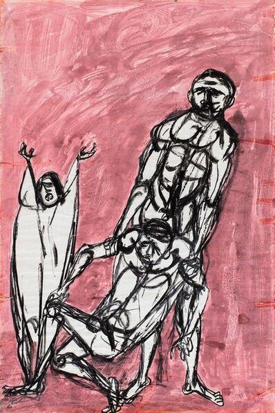 Agenore Fabbri, 'Il caduto', 1953