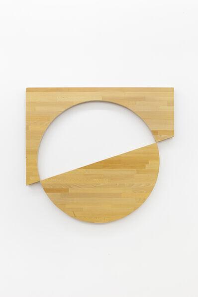 Kari Cavén, 'Maan vetovoima (The Gravity of Earth)', 2017