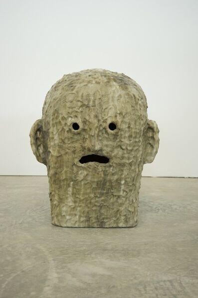 Matt Wedel, 'Mourning Bench Head', 2020