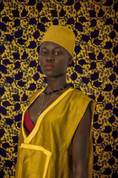 Omar Victor Diop, 'Sashakara', 2016