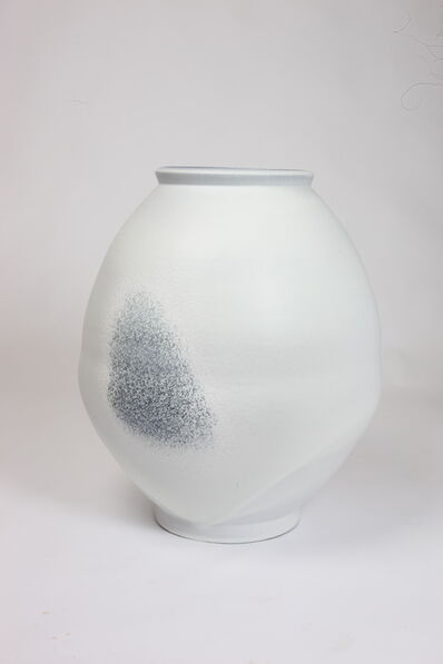 Mun Pyung, 'Snow-Clad Moon Jar', 2020