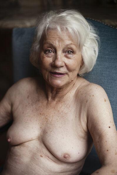 Charlotte Abramow, 'Portrait de Claudette', 2014