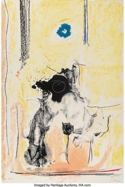 Helen Frankenthaler, 'Madame de Pompadour', 1985-90