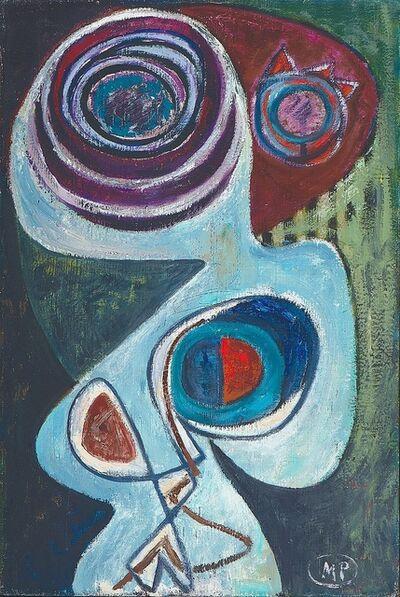 Melville Price, 'Untitled, biomorphic', ca. 1944
