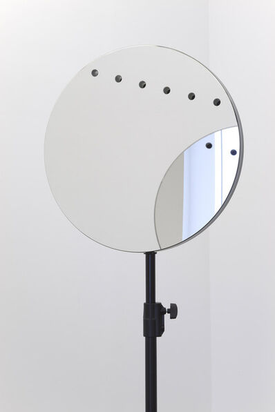 Simon Starling, 'Venus Mirrors (05:06:2012 Hawaii & Tahiti Inverted) ', 2012