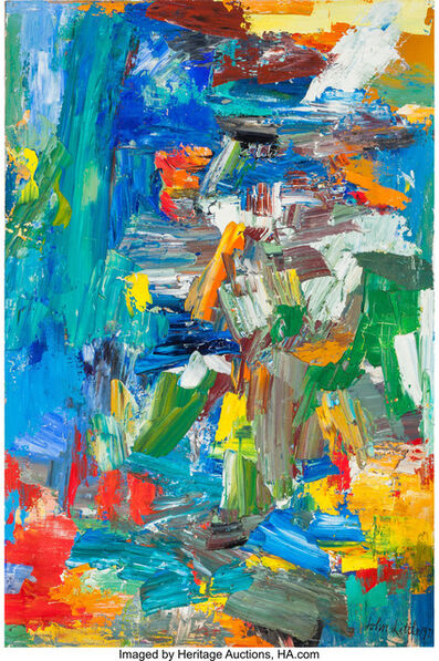 John Little, 'Untitled', 1971