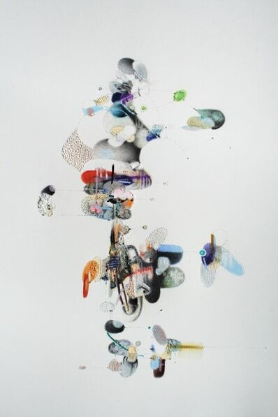 Eduardo Santiere, 'I Think, Therefore I Am', 2014