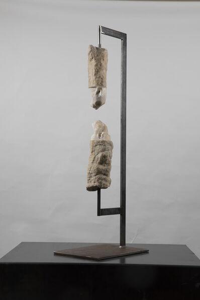 Massimiliano Pelletti, 'Stalactice and stalagmite', 2019