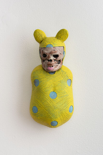 Tom Bartel, 'Untitled Yellow', 2018