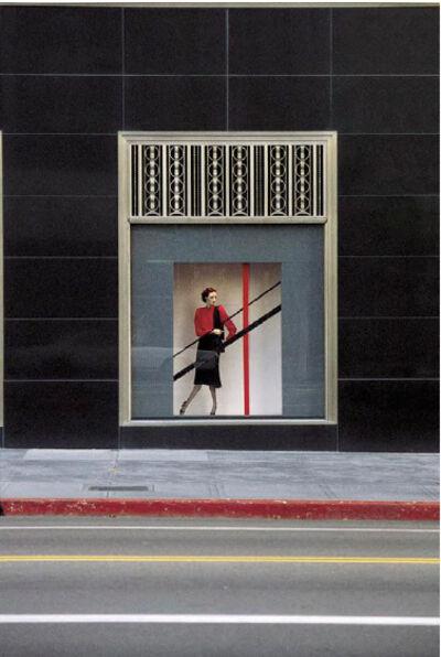 Franco Fontana, 'Wilshire Boulevard, LA', 1979